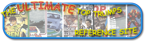 Ultimate Top Trumps Reference Banner